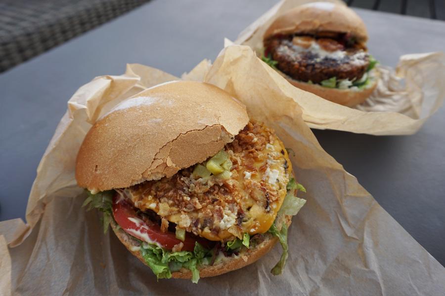Vegan Burger Brother - Amsterdam